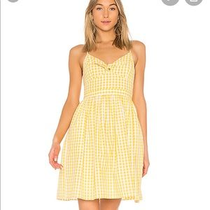 Endless Rose yellow summer dress - tags still on!